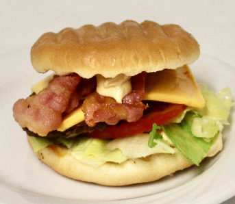 Syökerin Burger